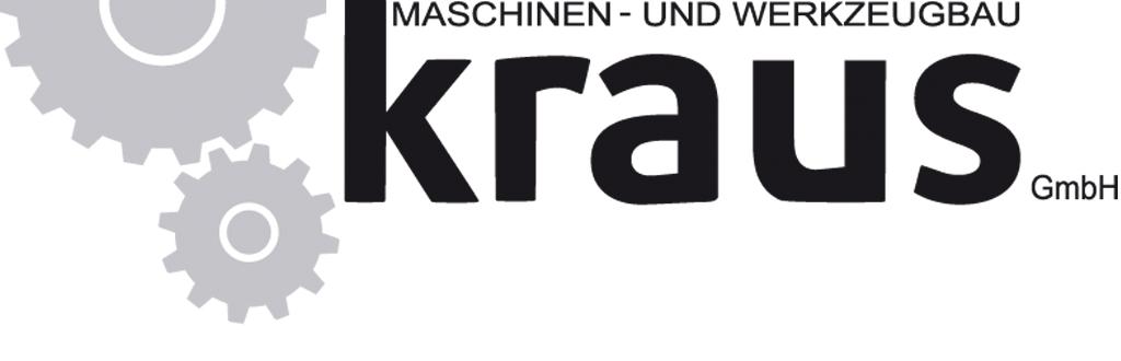 Sondermaschinenbau Kraus